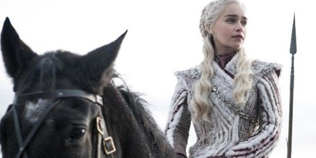 Game of Thrones Season 8 Daenerys Targaryen
