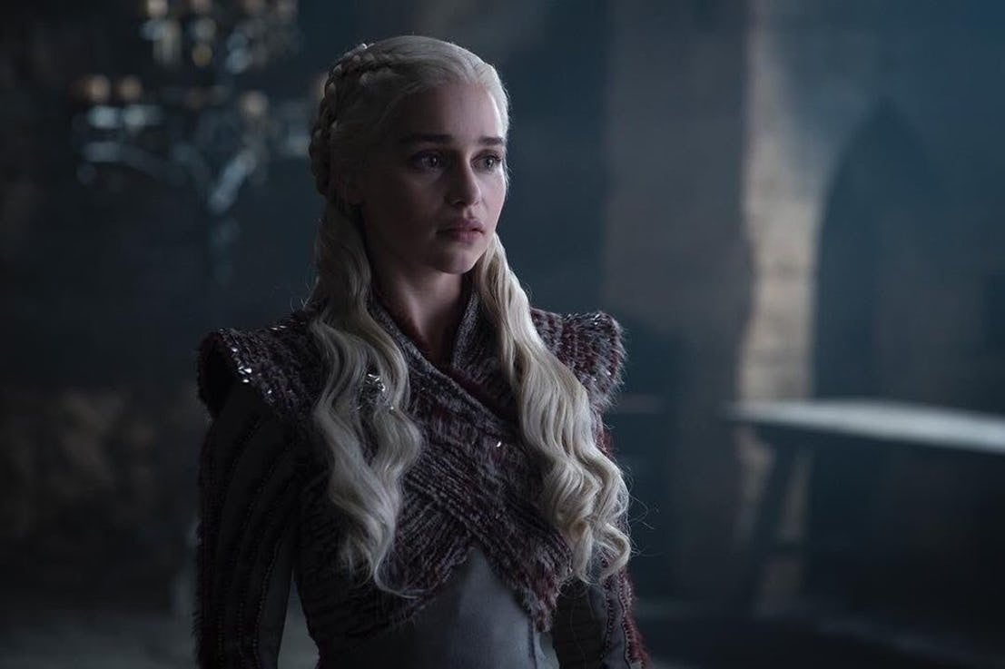 Daenerys Arrives in Winterfell in New 'Game of Thrones' Photos Dany Game Of Thrones