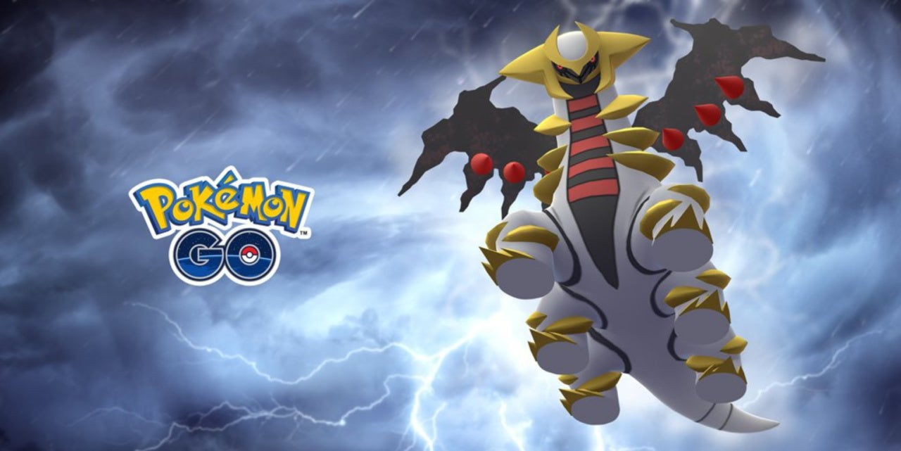 Pokemon Go' Turns Giratina Into a True Monster With New Move