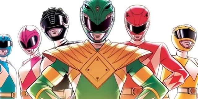 Power Rangers First Look Revealed Of White Ranger