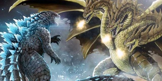 Godzilla 2 King Monsters Marvel MCU Monsterverse