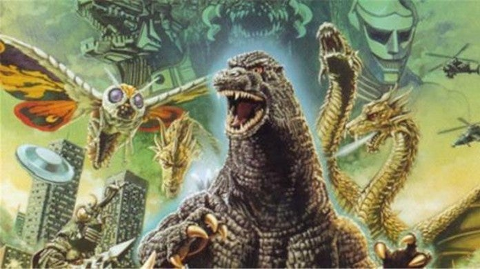 Godzilla 2 King Monsters Toho Monsterverse Marvel MCU