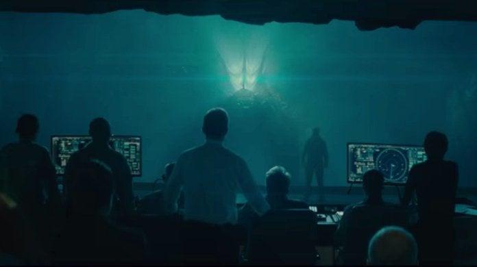 Godzilla 2 Set Visit Monarch Outpost 32 Base