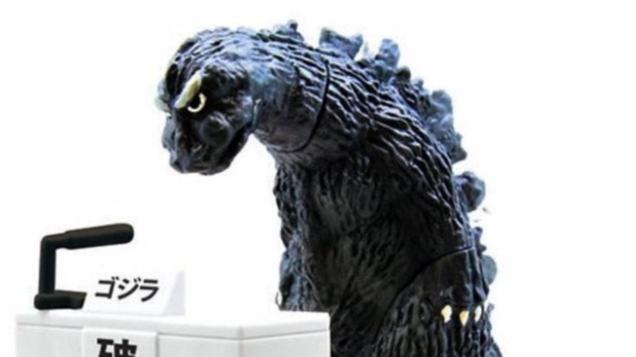 Viral 'Godzilla' Apology Toys Hilariously Ask For Forgiveness
