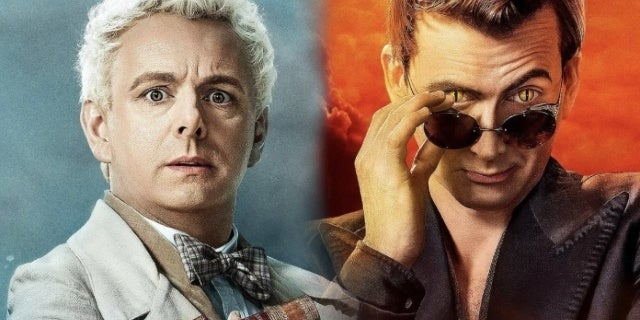 Thousands Petition Netflix To Cancel Good Omens Even Though It Airs On Amazon Prime