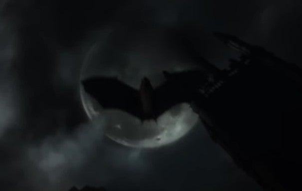 gotham bat symbol