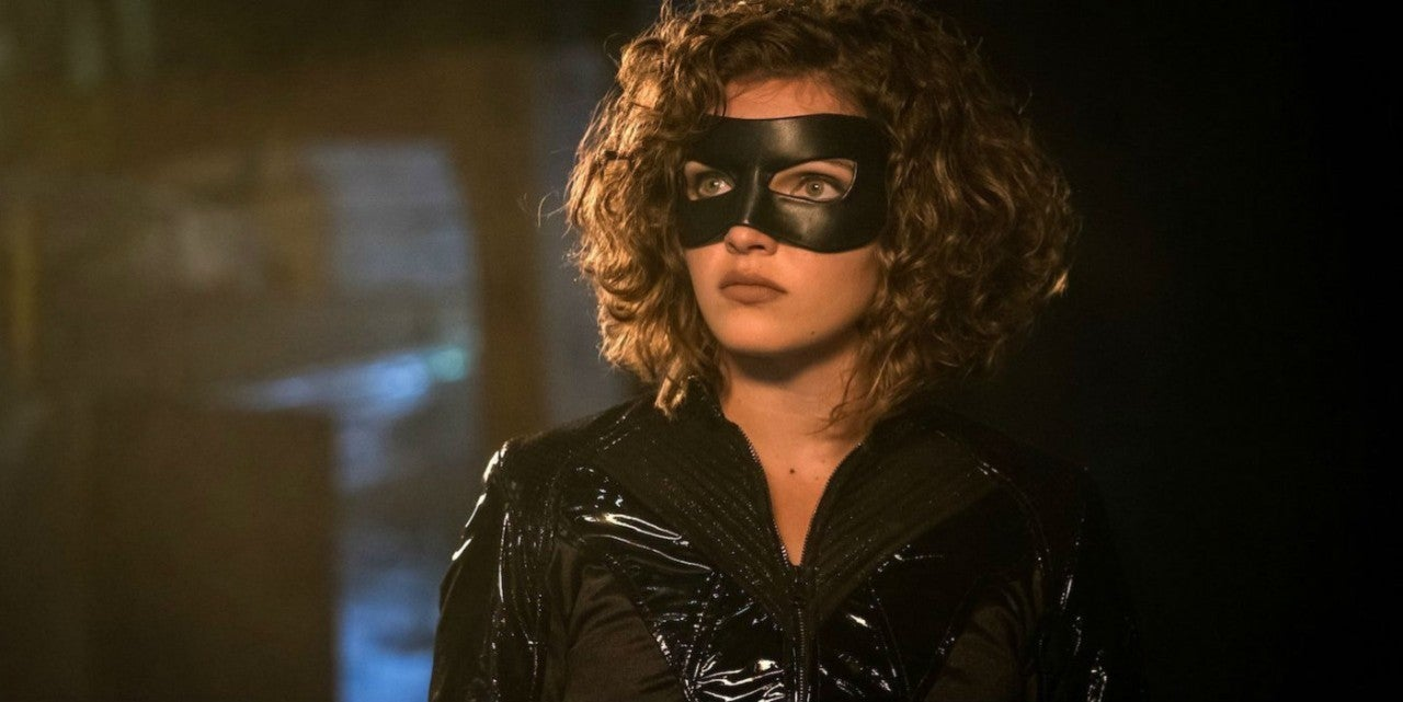 Gotham Final Version Of Catwoman Reportedly Leaks Online