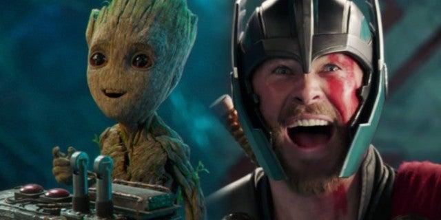 Guardians of the Galaxy James Gunn Thor Taika Waititi ComicBookcom