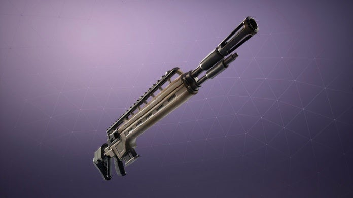 New Fortnite Weapon Leaked