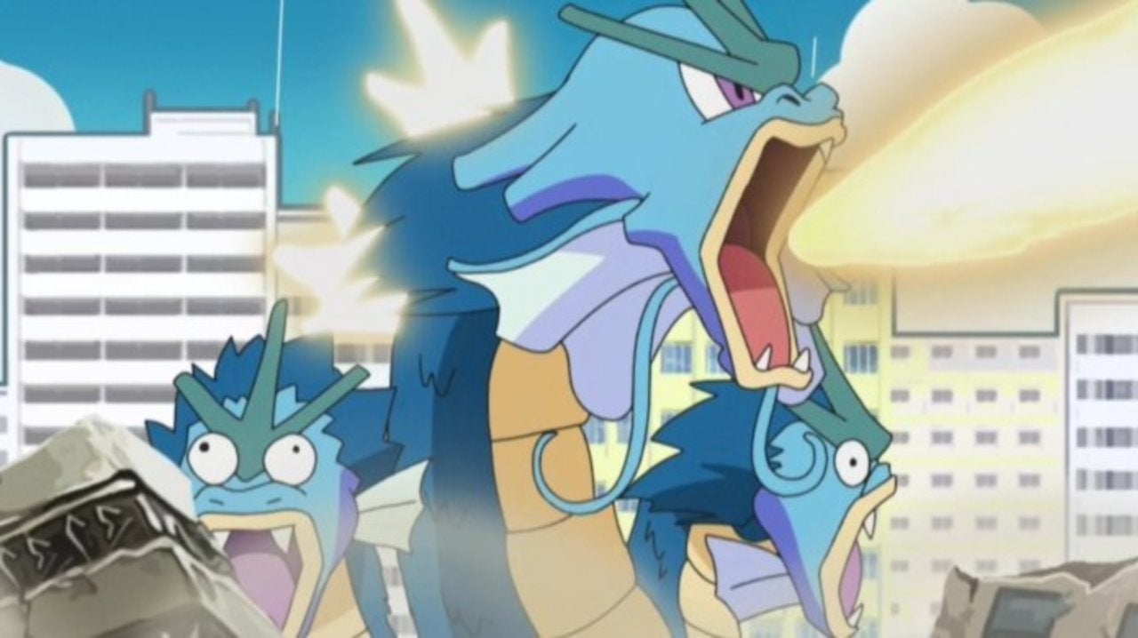 'Pokemon' Anime Shares Hilarious 'Godzilla,' 'Ultraman' Easter Eggs