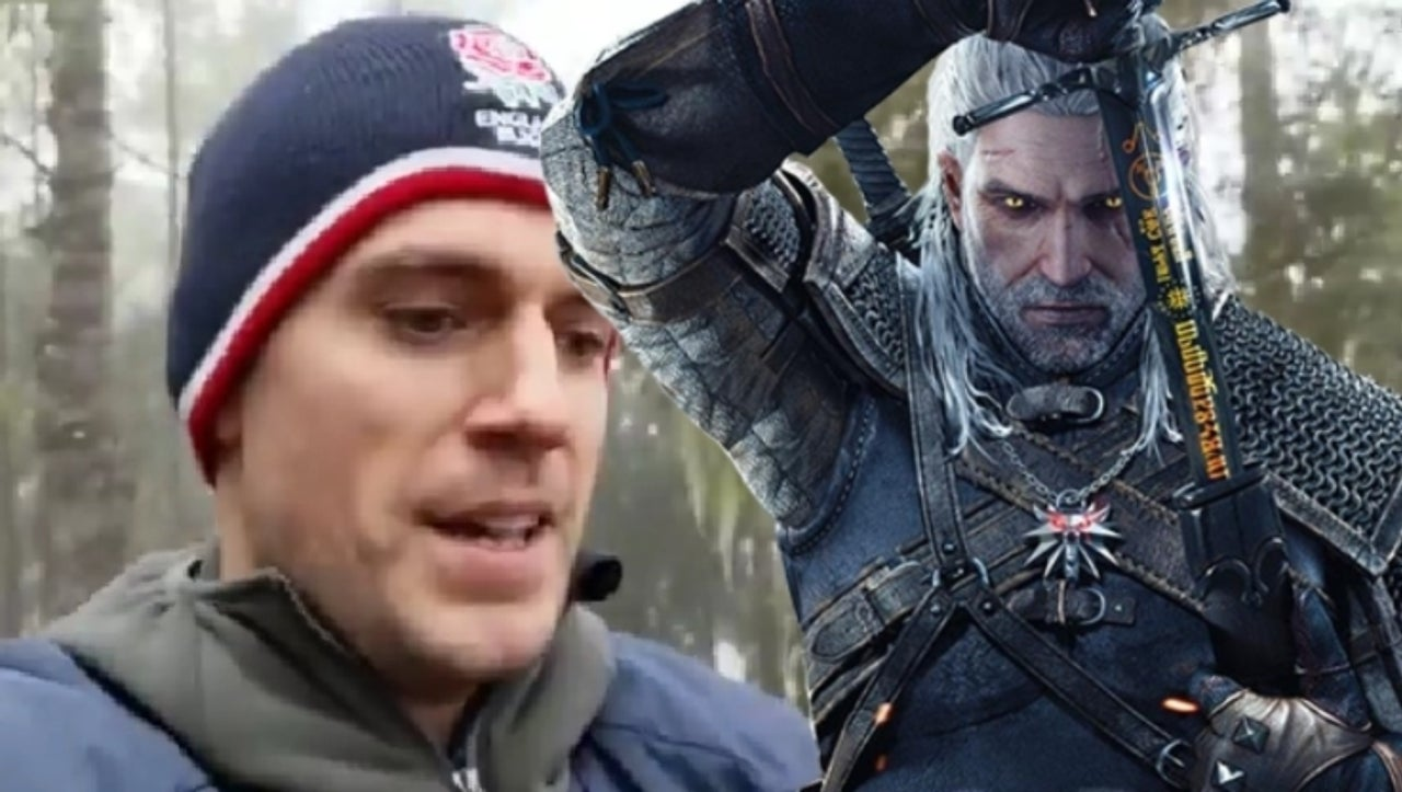 Henry Cavill Shares New Video From 'The Witcher' Netflix Series Set