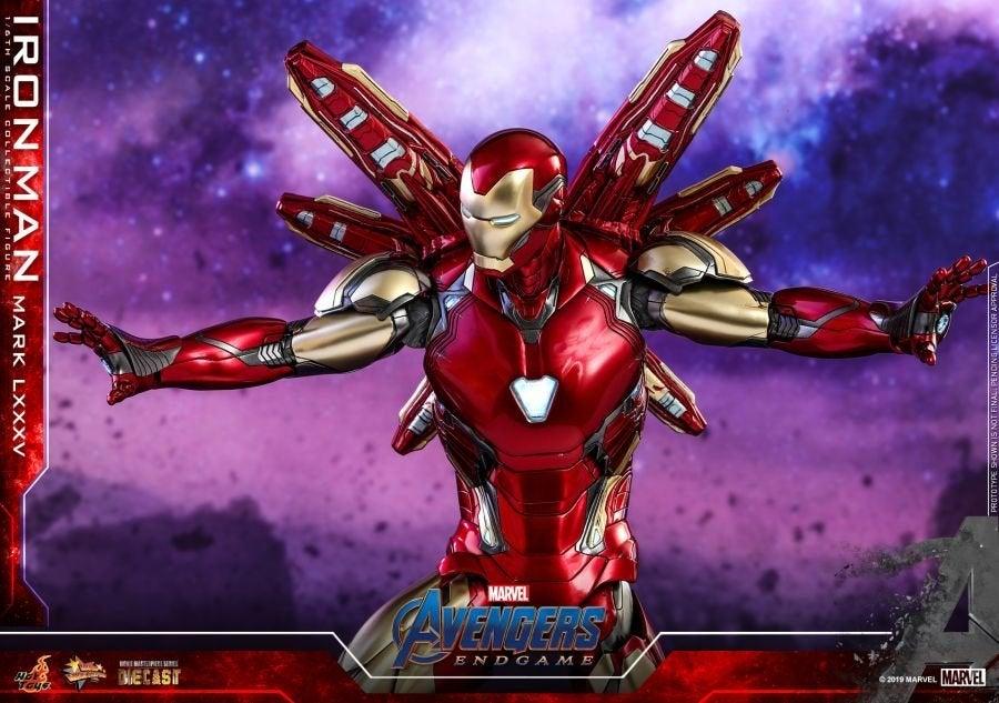 Hot Toys - Avengers 4 - Iron Man Mark LXXXV collectible figure_PR13