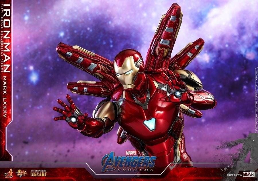 Hot Toys - Avengers 4 - Iron Man Mark LXXXV collectible figure_PR15