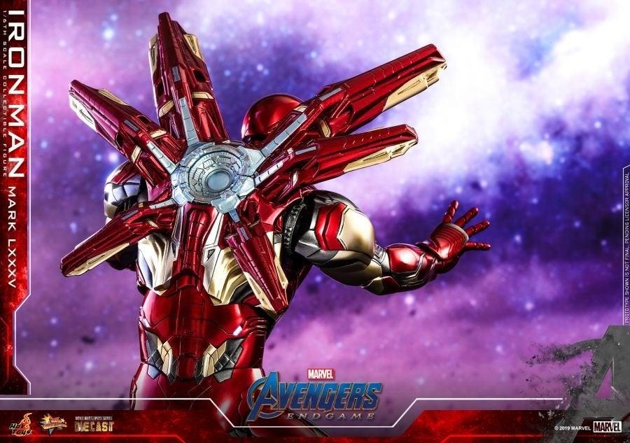 Hot Toys - Avengers 4 - Iron Man Mark LXXXV collectible figure_PR16