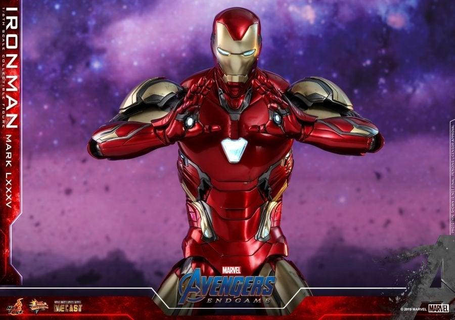 Hot Toys - Avengers 4 - Iron Man Mark LXXXV collectible figure_PR17