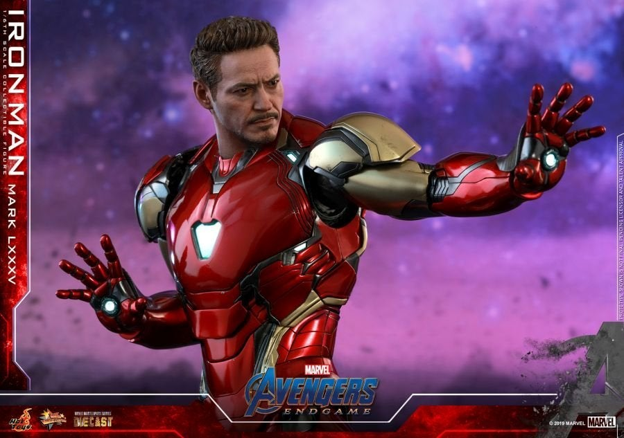 Hot Toys - Avengers 4 - Iron Man Mark LXXXV collectible figure_PR18