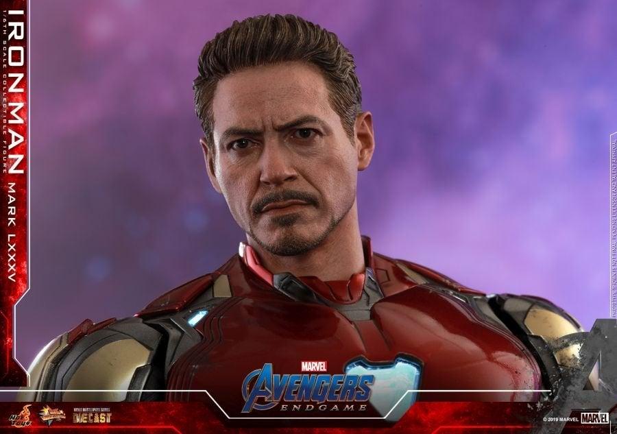 Hot Toys - Avengers 4 - Iron Man Mark LXXXV collectible figure_PR19