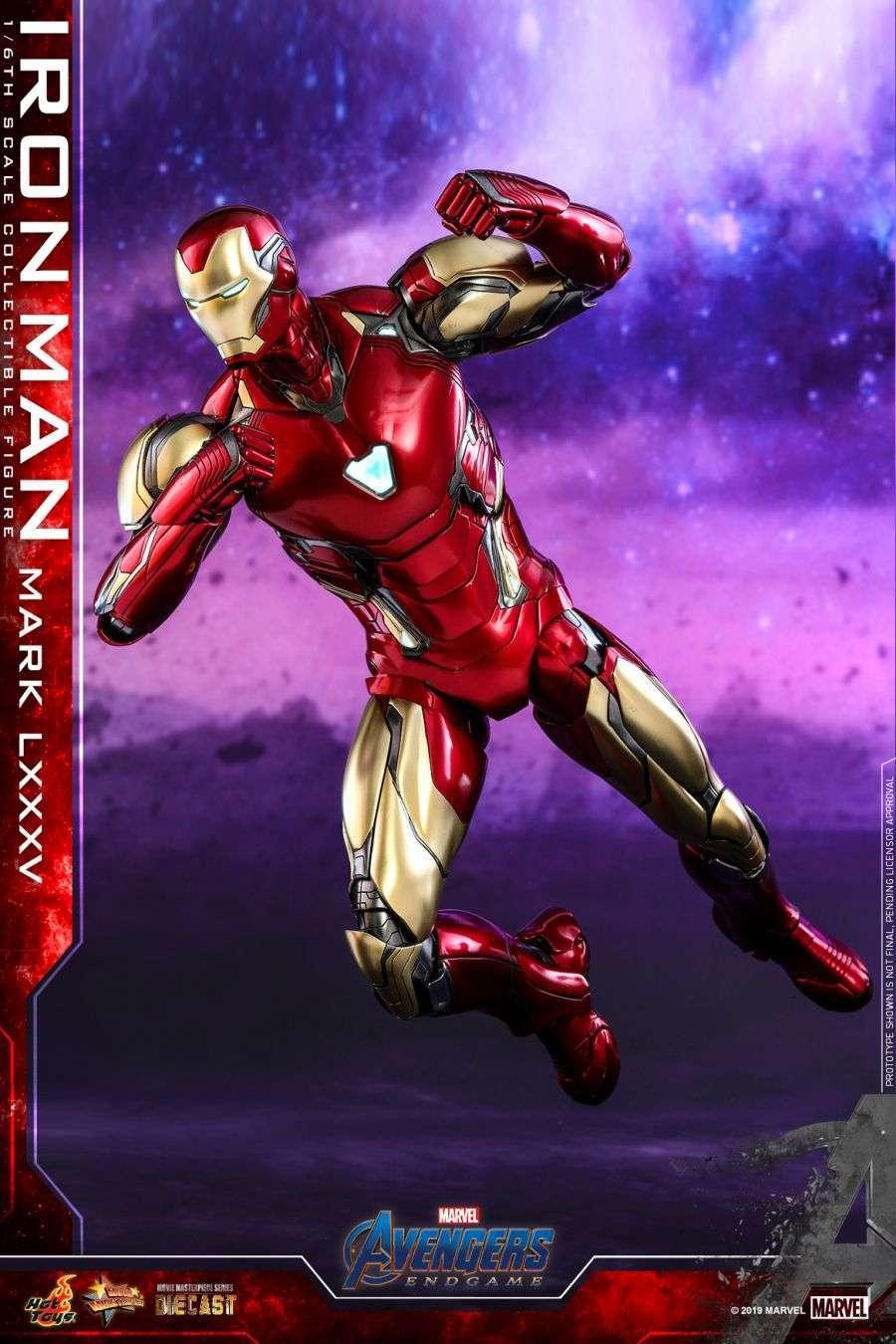 Hot Toys - Avengers 4 - Iron Man Mark LXXXV collectible figure_PR6