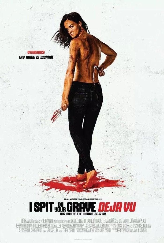 'I Spit on Your Grave' Director Delivering Sequel to Original With 'Deja Vu' Trailer