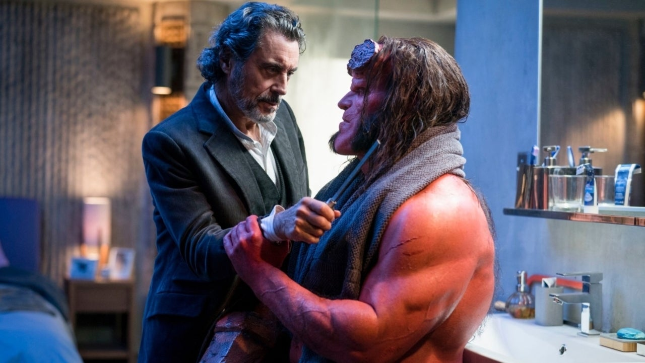 "'Hellboy' Star Ian McShane Thinks Movie Will ""Surprise"" People"