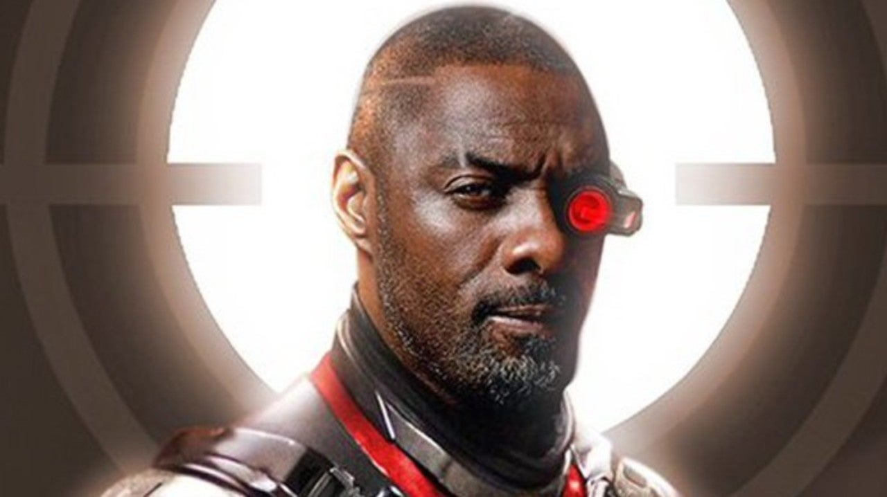 Suicide Squad: Here Is What Idris Elba Could Look Like As Deadshot