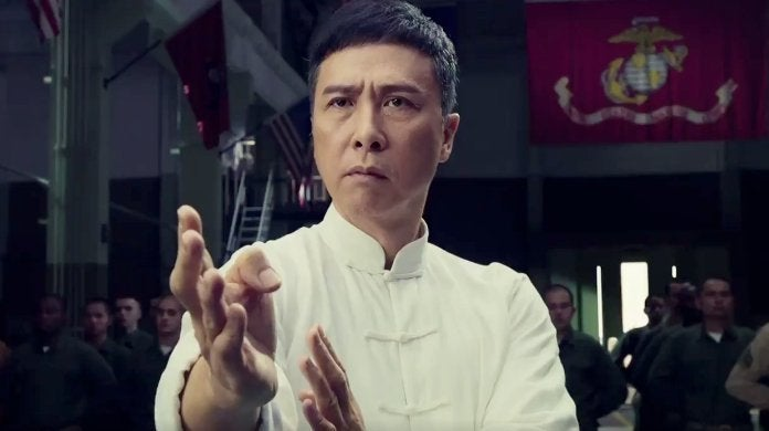 Ip Man 4 Teaser Trailer