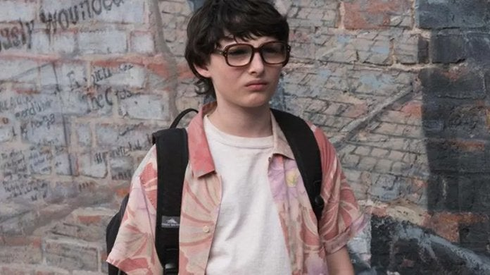 it movie finn wolfhard chapter two richie tozier