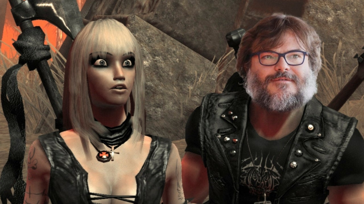 Jack Black Jablinski Games Brutal Legend