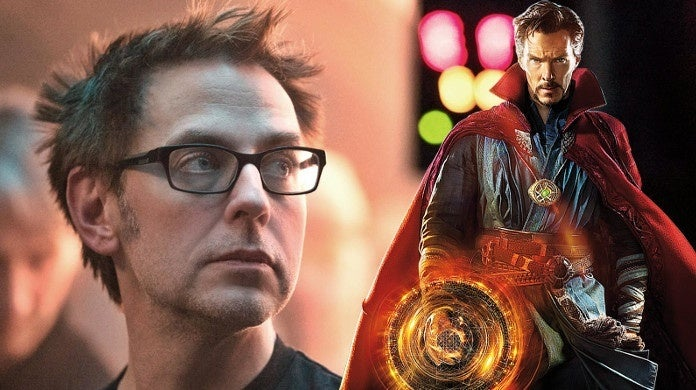 james gunn doctor strange