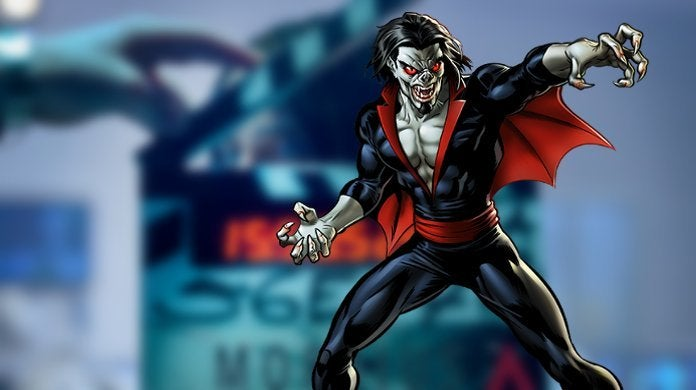 Jared Leto Morbius Official First Look