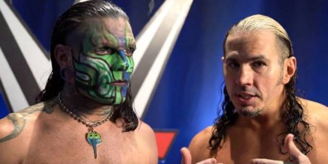 Jeff Hardy Told Police Officer He Got Into a Fight With His Wife Before His DWI Arrest
