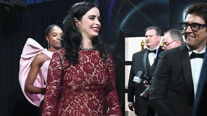 jessica-jones-krysten-ritter-pregnant-academy-awards
