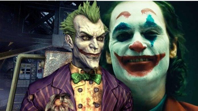 Joker Joaquin Phoenix Mark Hamill Arkham Asylum