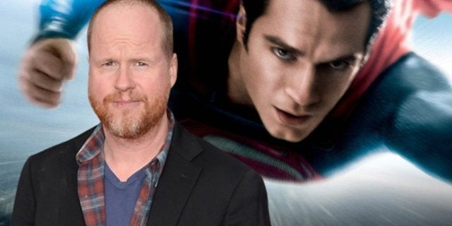 Joss Whedon Henry Cavill Superman Christopher Reeve