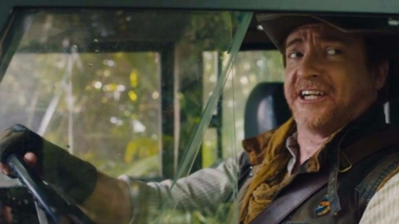 Rhys Darby Returning For 'Jumanji' Sequel