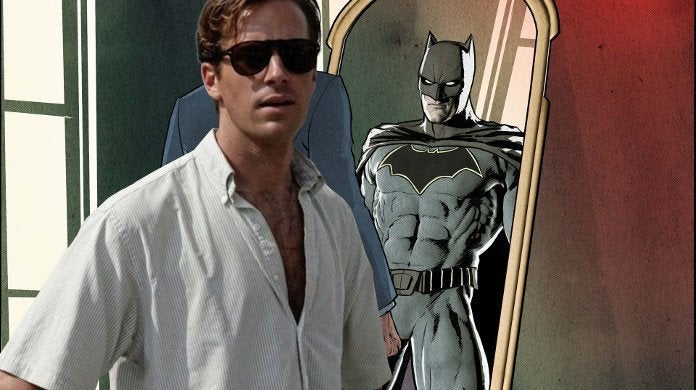 Justice League Mortal Batman Armie Hammer