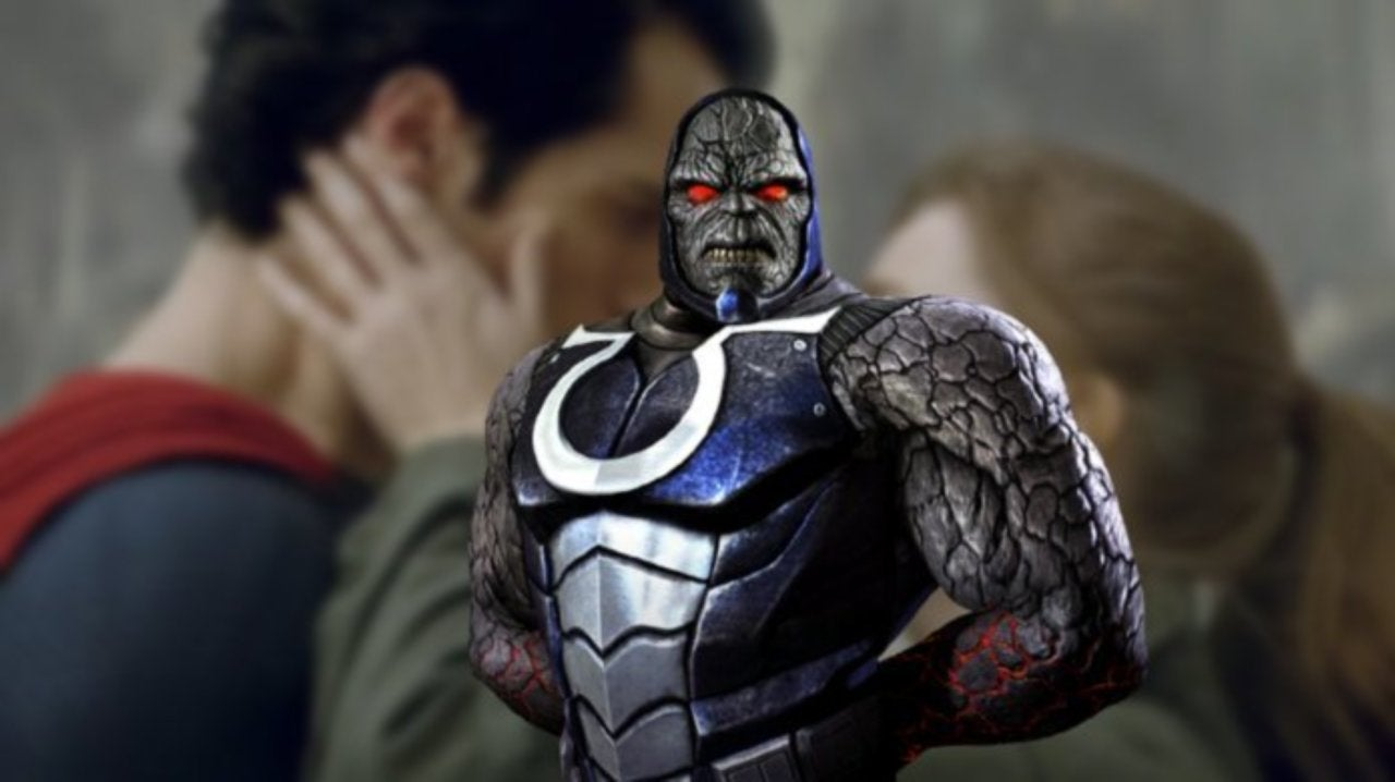 Original 'Justice League' Plans Would Have Shown Darkseid Murder Lois Lane