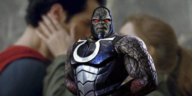 Justice League Movie Snyder Cut Darkseid Kills Lois Lane