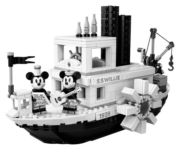IMAGE(https://media.comicbook.com/2019/03/lego-ideas-disney-mickey-mouse-steamboat-willie-set-1164797.jpeg)