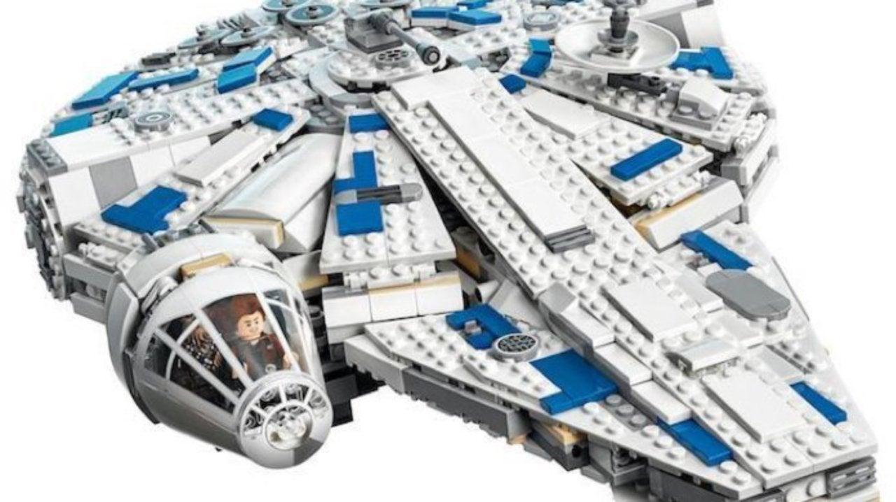 Save 24% on the 'Star Wars' Kessel Run Millennium Falcon LEGO Set
