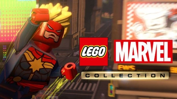 LEGO Marvel Collection TT Games