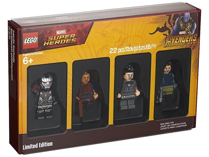 2018 Minifigure Set LEGO Bricktober 5005256 Marvel Super Heroes Avengers