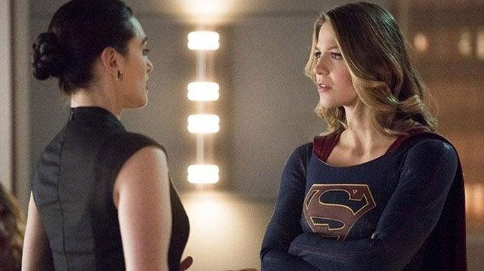 lena supergirl