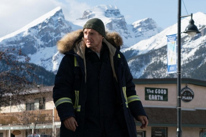 Liam Neeson Cold Pursuit