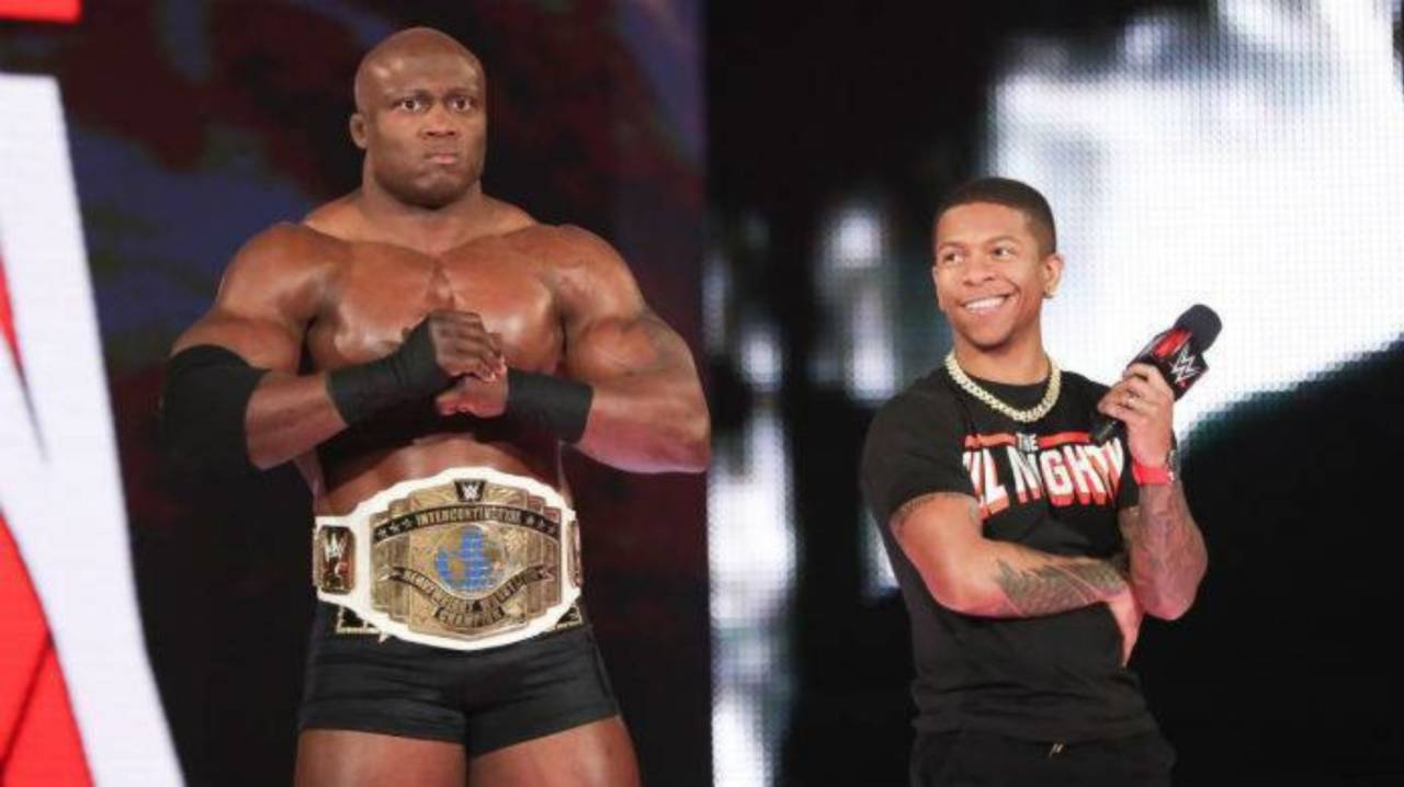 Lio Rush Reveals WWE's Championship Plans for Him at WrestleMania 35