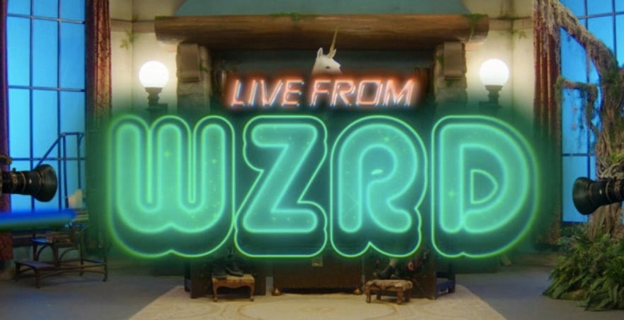 VRV Launches New Series 'Live From WZRD'