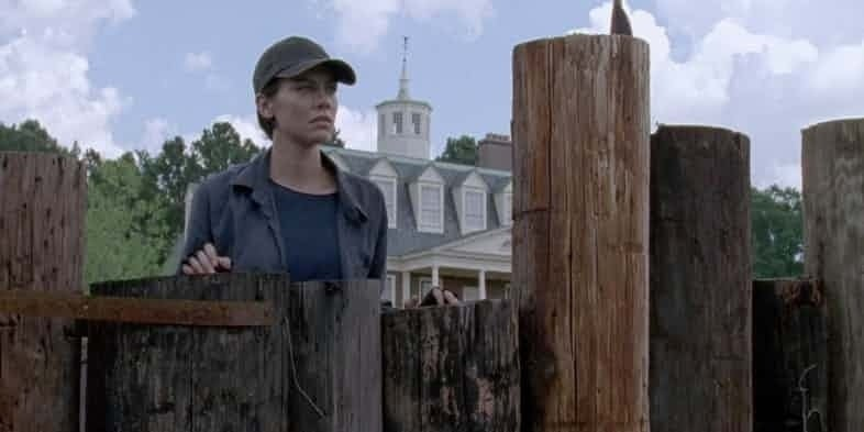 Maggie-at-The-Hilltop-on-The-Walking-Dead