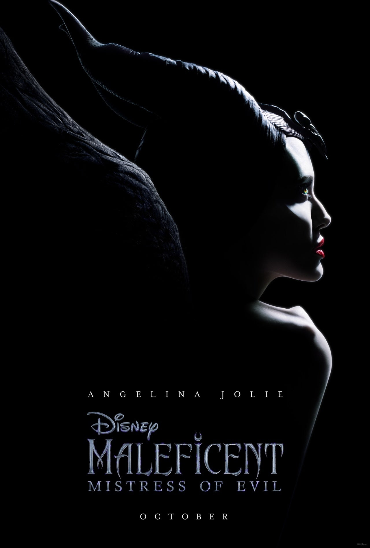 Disney S Maleficent 2 Poster Reveals New Title 2019