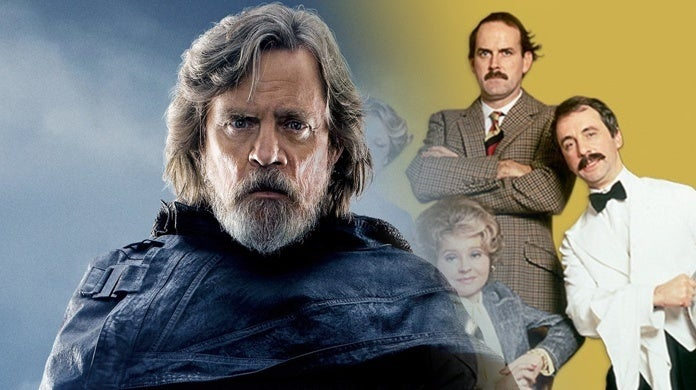 Mark-Hamill-John-Cleese-Star-Wars-Monty-Python-Fawlty-Towers