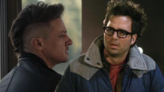 Mark Ruffalo Jeremy Renner Avengers Endgame Hair Eternal Sunshine